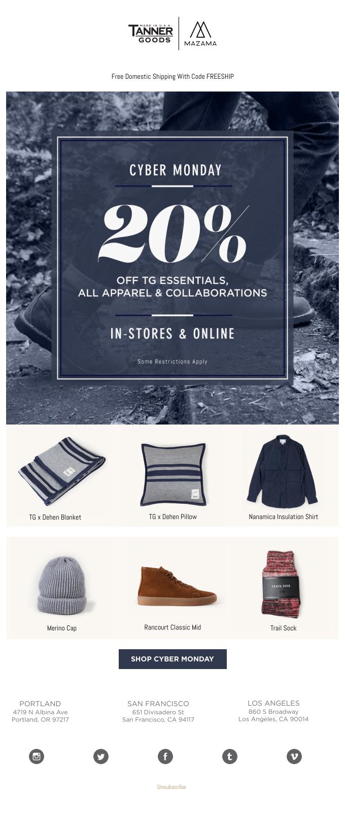 Enjoy 20% off Danner, Dehen, and TG Essentials