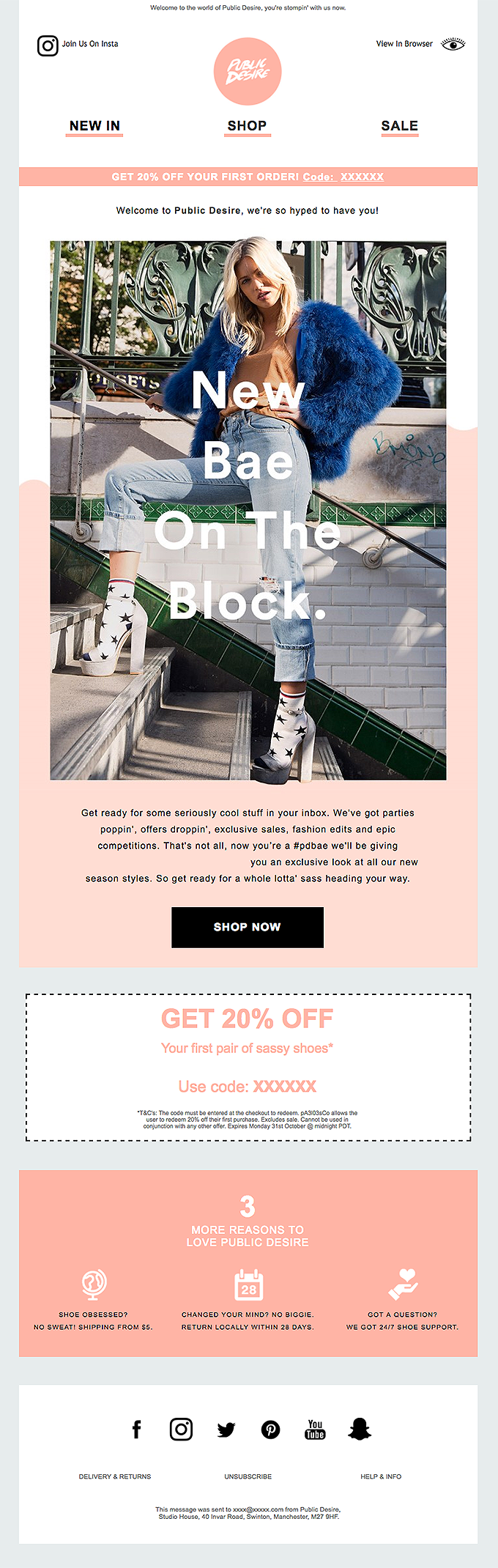 Hey new bae on the block ❤