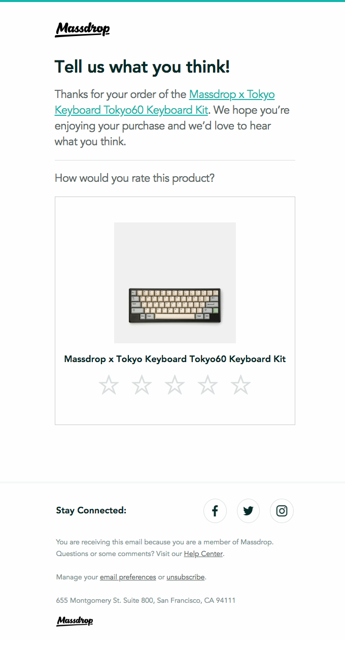 How do you like the Massdrop x Tokyo Keyboard Tokyo60 Keyboard Kit?