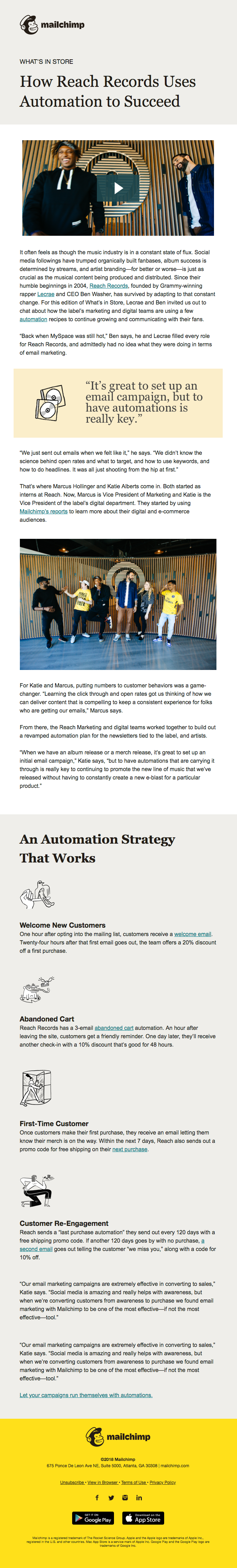 How Reach Records Uses Automation to Succeed