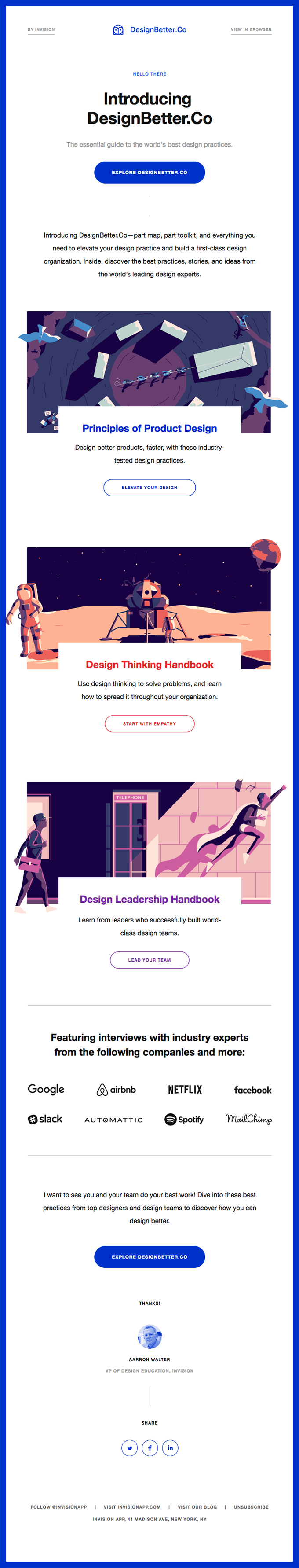 Introducing DesignBetter.Co—The essential guide to the world's best design practices