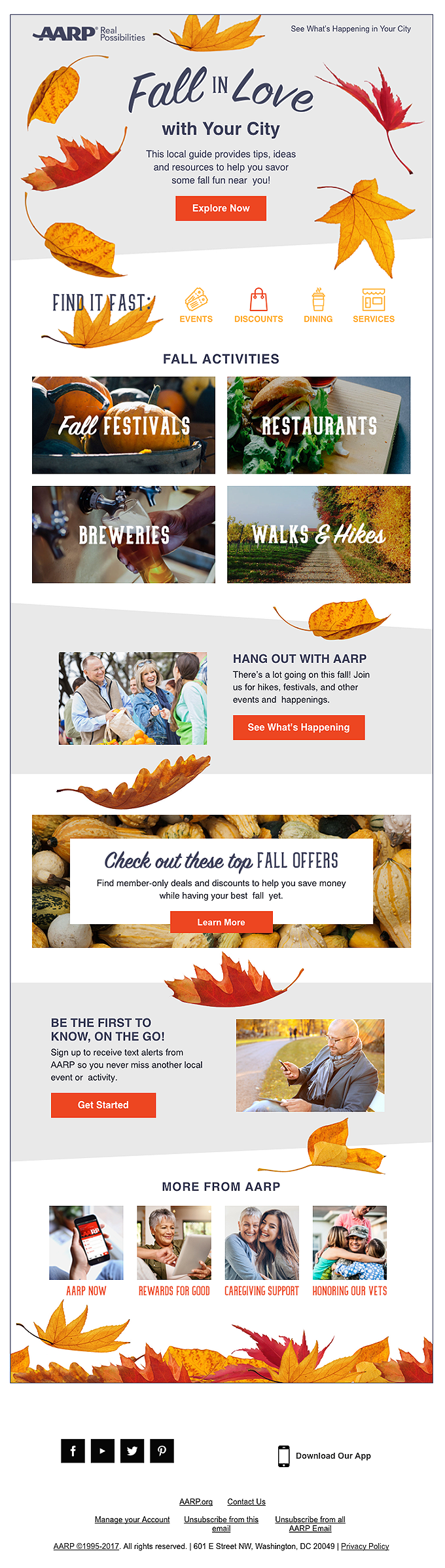 Smiles Davis, Your Fall Guide to Your City is Here!