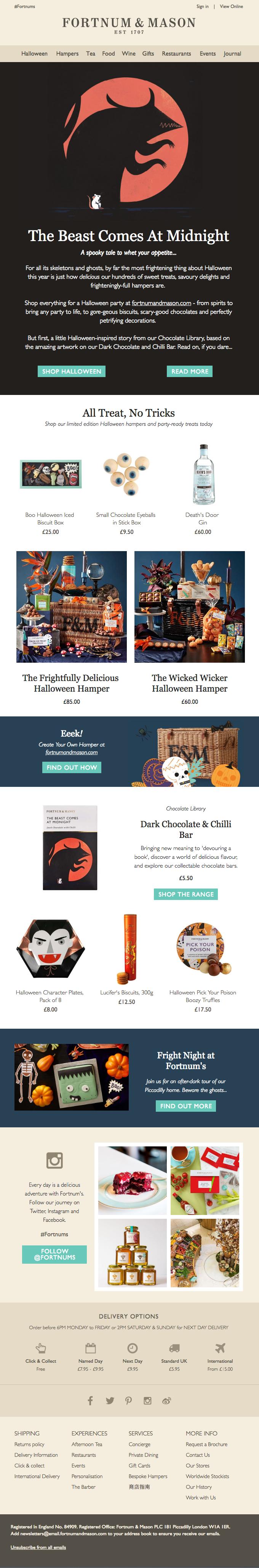 So delicious it's scary… | Shop Halloween Treats 💀