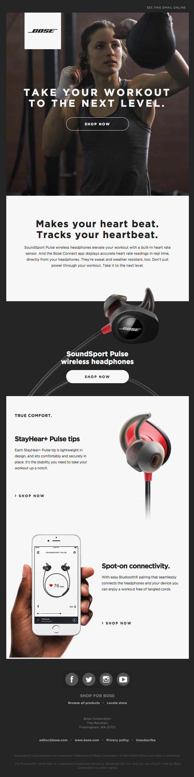 Your Best Workout Starts Now   SoundSport Pulse